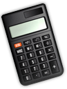 Icone calculatrice
